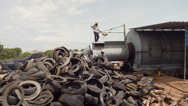 How to Get Fuel from Waste Tyre?