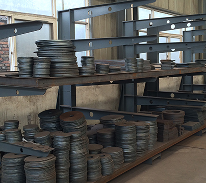 Quality inspection of raw materials before storage