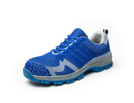 The Customized fly knit shoes fashionable shoes sport