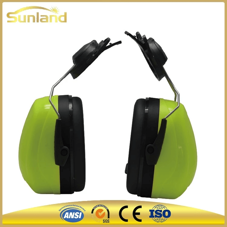 High quality safety earmuff for proventing prevent noise