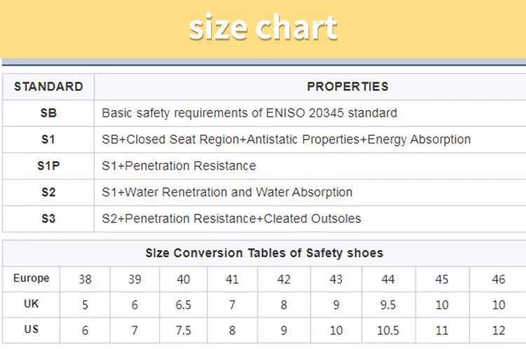 Leather Anti-static steel toe industrial safety shoes men work safety