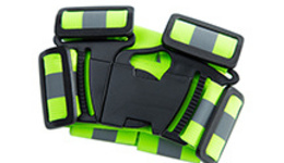Reflective Safety Vests for Drivers in France a Fashion Item