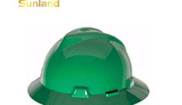 Standard Safety Helmet in Green | The UK's preferred ...