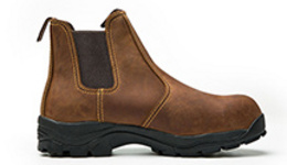 Men's Safety Toe Work Boots & Shoes - Famous Footwear
