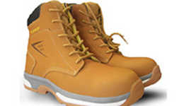 Work Shoes & Boots steel toe safety Footwear for men ...