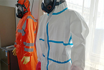 ANTI ACID AND ALKALI PROTECTIVE CLOTHING
