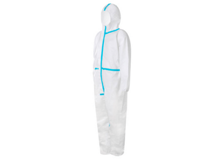 expert Anti-static Chemical protective coverall clothing