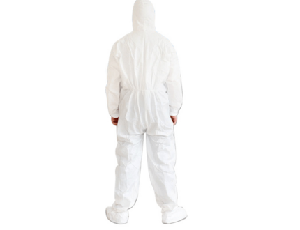 CE standard PPE Sterilized Coverall Protective Clothing Protection Suit