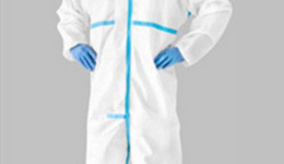 Disposable protective coveralls