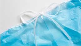Use of Disposable Non Woven Woven-Made Into Isolation Gown ...