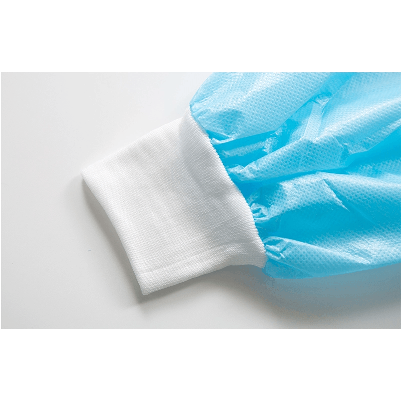 Wholesale Disposable Waterproof CPE Isolation Gown
