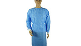 Disposable Protective Clothing PP Medical Isolation Gowns ...