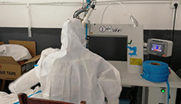 Medical Protective Gowns For Potential Coronavirus ...