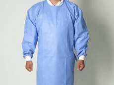 Factory Wholesale Low price Disposable Surgical Gown