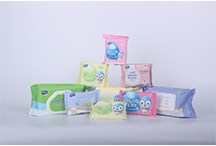 90017-003 Baby hand and mouth wipes
