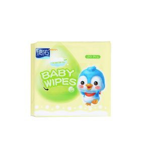 Disposable Soft Cotton Baby Wet Wipes Wholesale