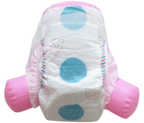 Disposable Baby pants cloth diaper bamboo baby nappy plastic pants
