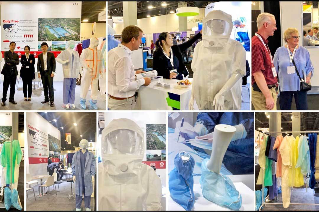 Shanghai Anti-epidemic Materials Exhibition Was Closed on July 16, 2020