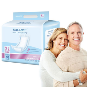 Super Absorption Incontinence Grown Up Insert Pad