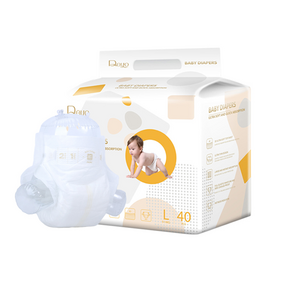Disposable Baby Care Soft Diapers