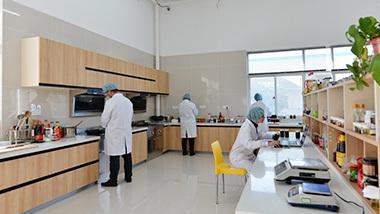实验室场景