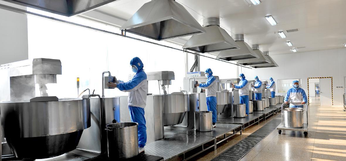 仲景食品是国内超临界萃取调味配料的先行者
