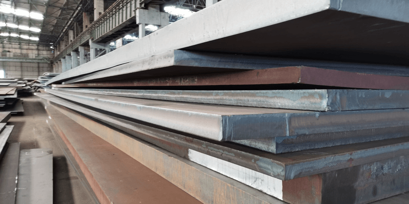 ASTM A662 Grade B(A662GR B) Pressure Vessel And Boiler Steel Plate
