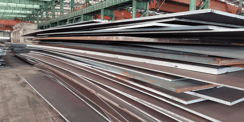 EN10028-5 P420ML1 Pressure Vessel And Boiler Steel Plate