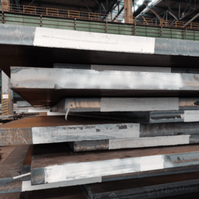 ASTM A285 Grade B(A285GRB) Pressure Vessel And Boiler Steel Plate